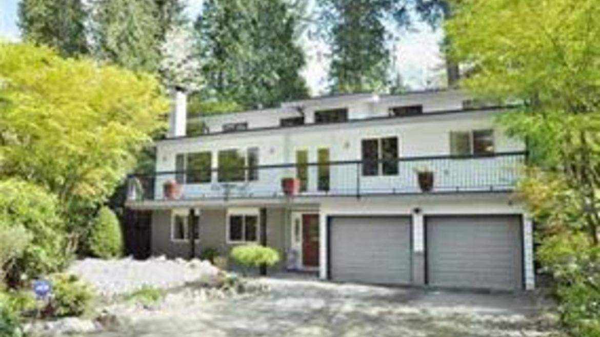 1397 Fintry Place, Capilano NV, North Vancouver