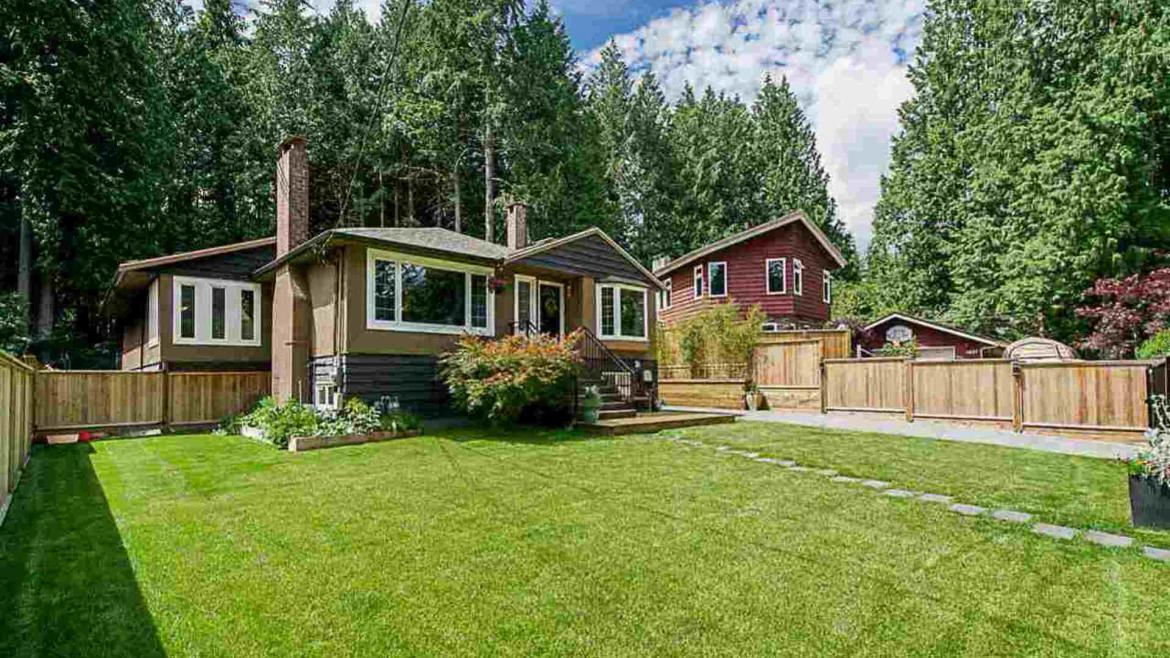 4611 Underwood Avenue, Lynn Valley, North Vancouver