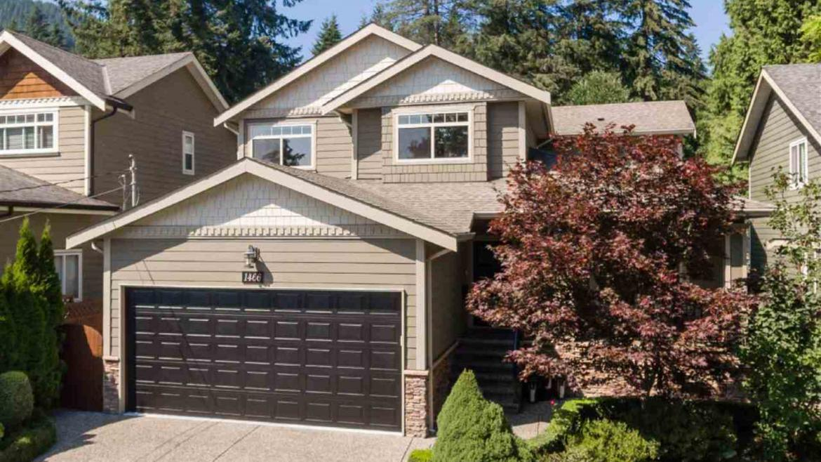 1466 Chamberlain Drive, Lynn Valley, North Vancouver