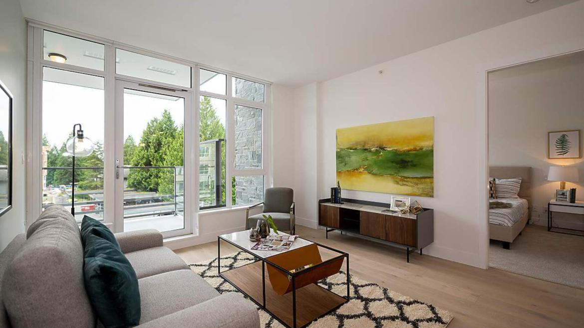 205 - 1210 E 27 Street, Lynn Valley, North Vancouver